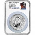 Apollo 11 5oz Silver $1