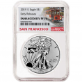 2019-S Enhanced Reverse Proof Silver Eagle