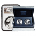 Anniversary Silver Eagles