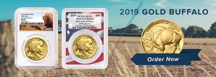 2019 Gold Buffalo