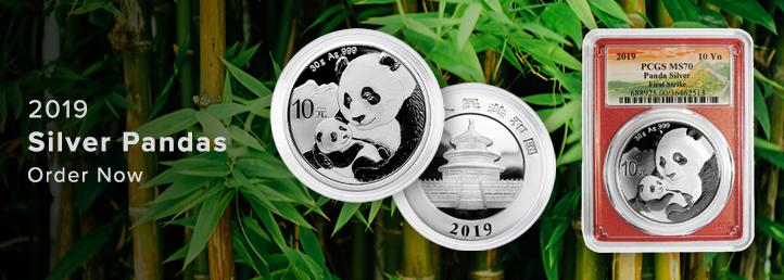 2019 Silver Pandas