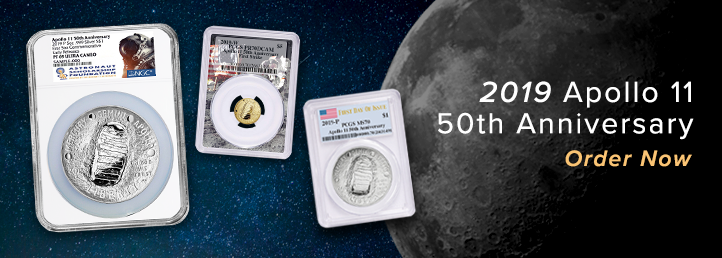 2019 Apollo 11 50th Anniversary