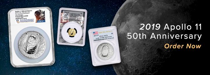 2019 Apollo 11 50th Anniversary