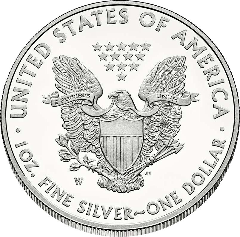 American Silver Eagles Pinehurst Coins