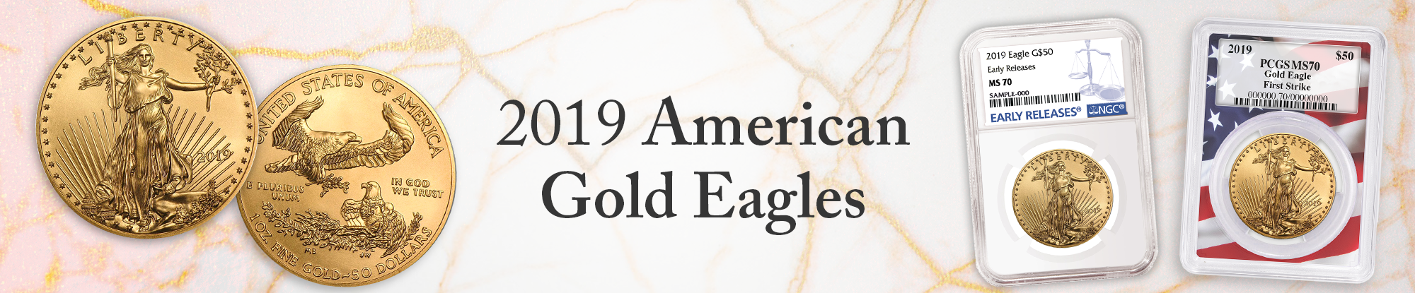2019 American Gold Eagle
