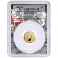 Apollo 11 Gold $5