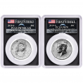 Apollo 11 Proof Half Dollar set
