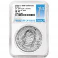 Apollo 11 Silver $1