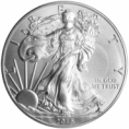 2020 Uncirculated Silver Eagles