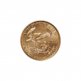 Gold Eagles 1/10 oz.