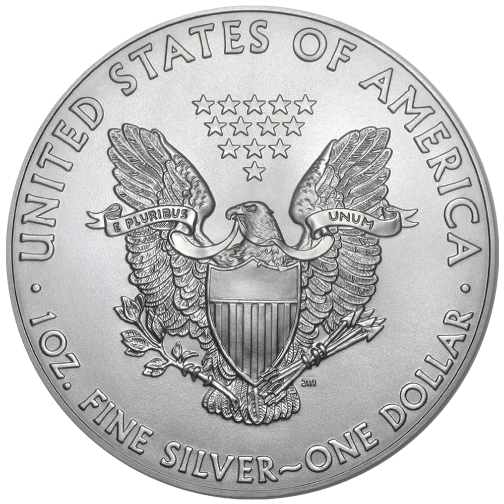 2018 1 American Silver Eagle 1 Oz Brilliant Uncirculated