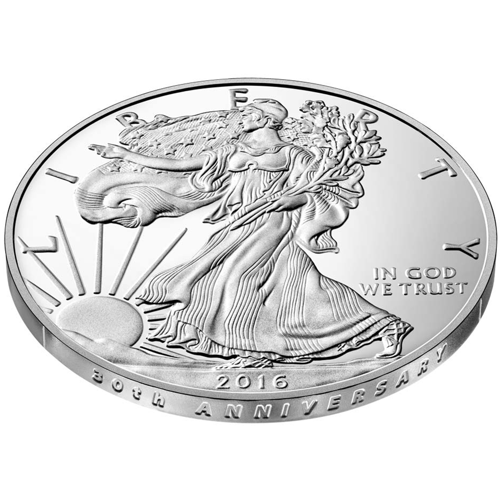 2020 S 1oz Silver Eagle Proof NGC PF69 UC Early Releases Blue Label