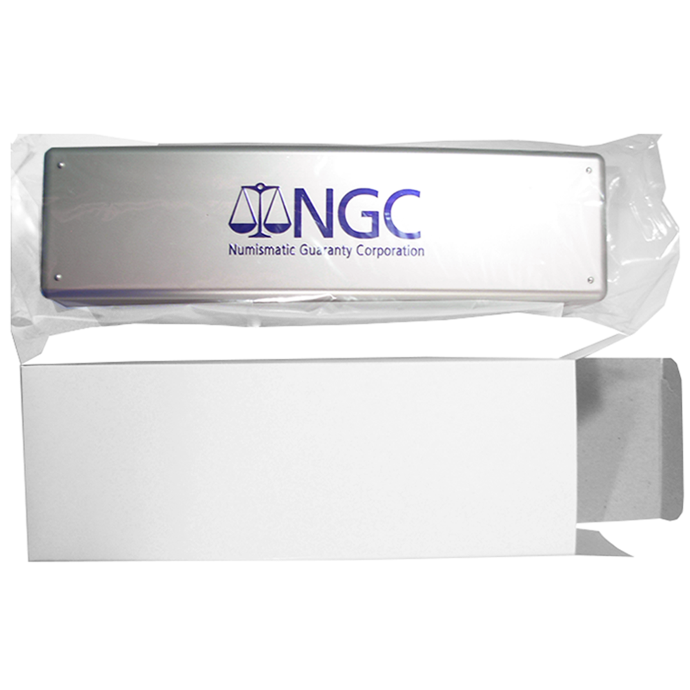 New NGC 20 Coin Storage Box
