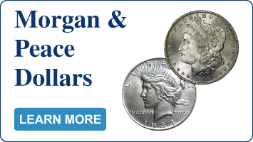 Morgan & Peace Dollars